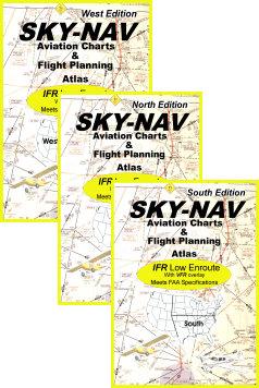 Sky Nav Aviation Chart Co